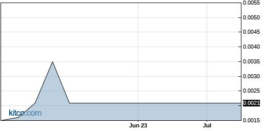 RGIN 3-Month Chart