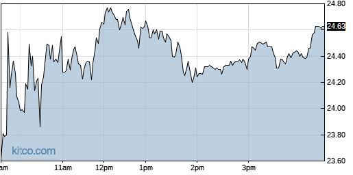 RLMD 1-Day Chart